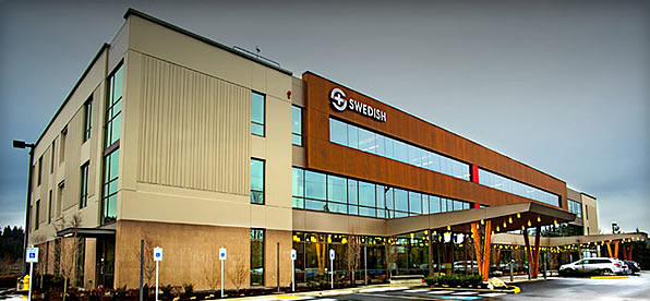 Main banner image for Redmond Medical Office Building