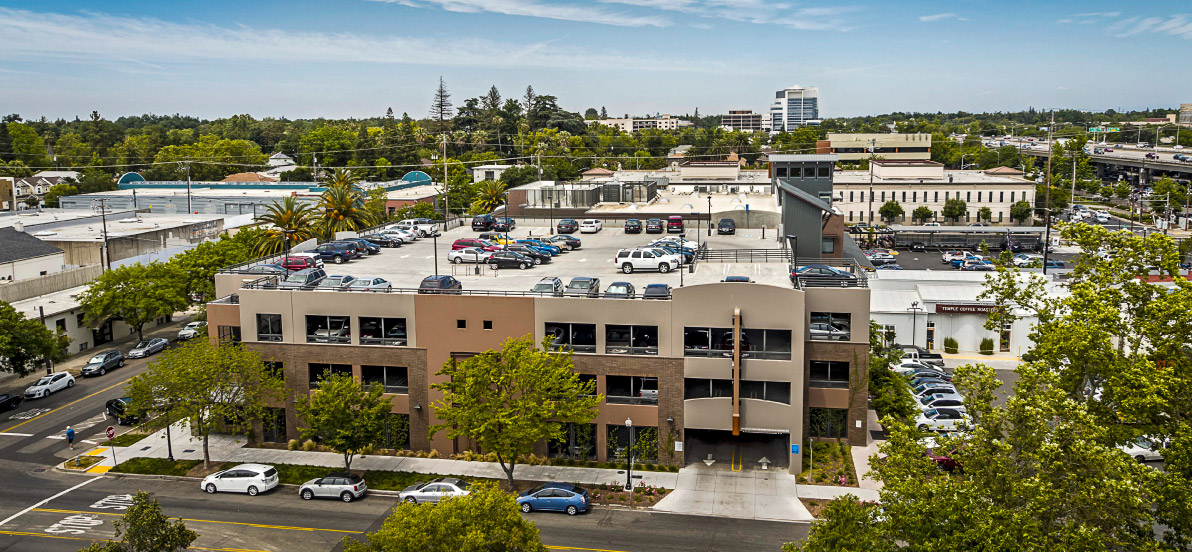 Main banner image for Sacramento Natural Foods Co-Op Parking Structure