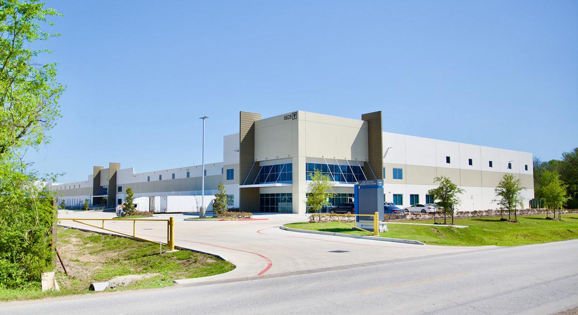 Main banner image for Sam Houston Distribution Center