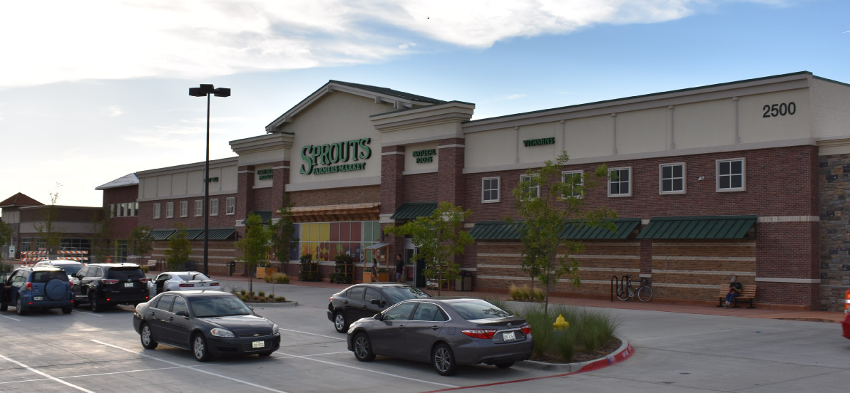 Main banner image for Sprouts Market
