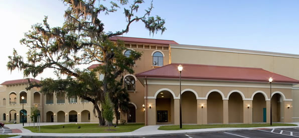 Main banner image for University of St. Augustine Academic Building