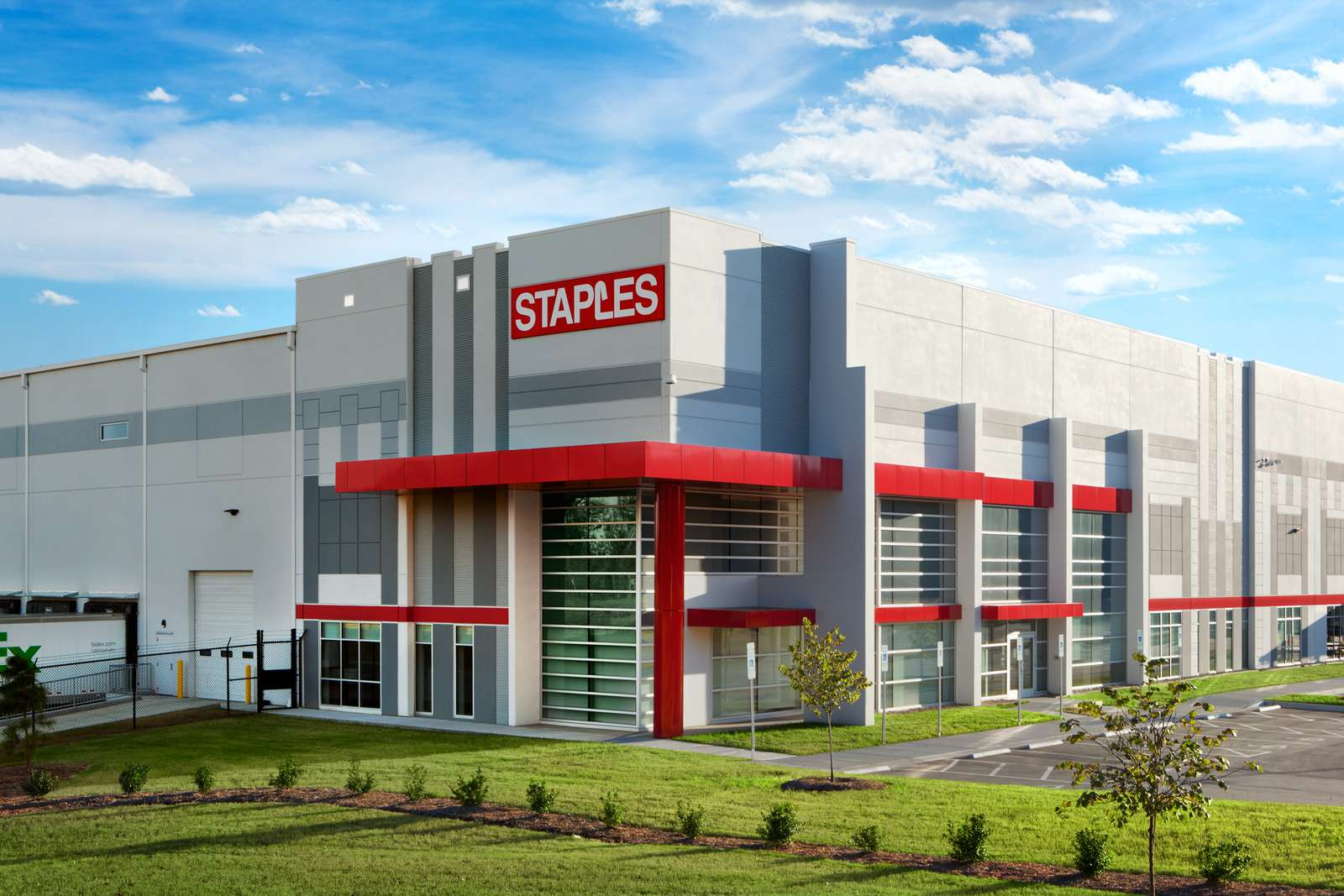 Main banner image for Staples Distribution Center