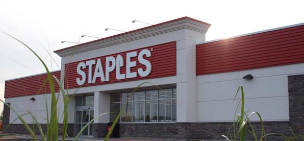 Main banner image for Staples Kemptville, Ontario