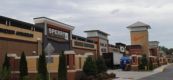 Main banner image for St. Louis Premium Outlets