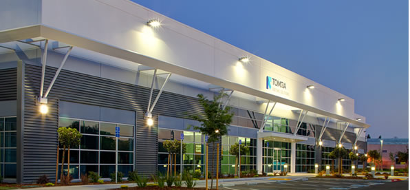 Main banner image for TOMRA Sorting Solutions North American Headquarters
