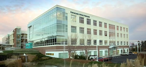 Main banner image for Physicians Office Pavillion at WakeMed North Healthplex