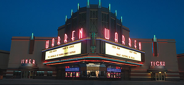Main banner image for Warren Theatre