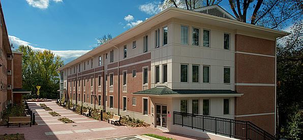 Main banner image for Wesley Theological Seminary - New Residence Hall