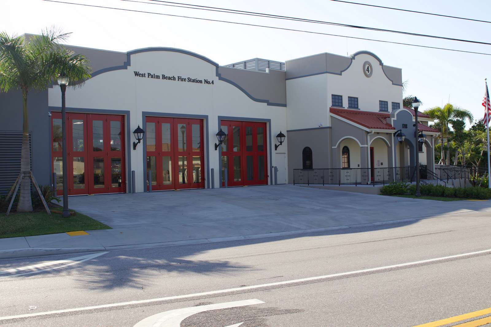 Main banner image for West Palm Beach Fire Station No. 4