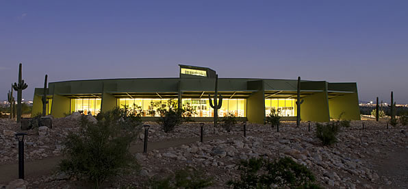Main banner image for White Tank Branch Library and Nature Center