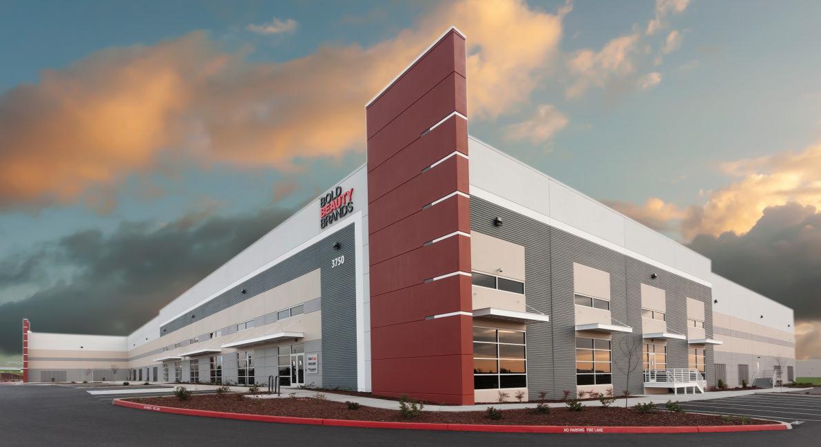 Main banner image for GLP Zinfandel, LLC Warehouse Building