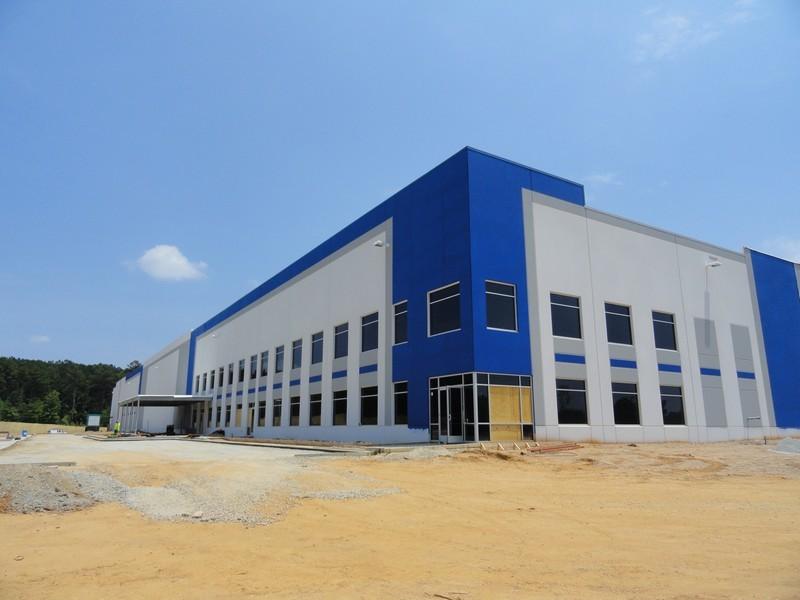 Project Profile: Medline Atlanta Distribution Center   Tilt