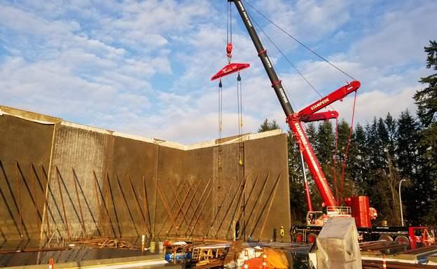 Project Profile Subzero Cold Logistics Tilt Up Concrete