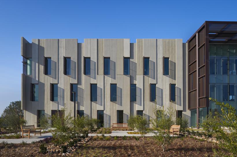 Project Profile: UCSD East Campus Office Building   Tilt-up